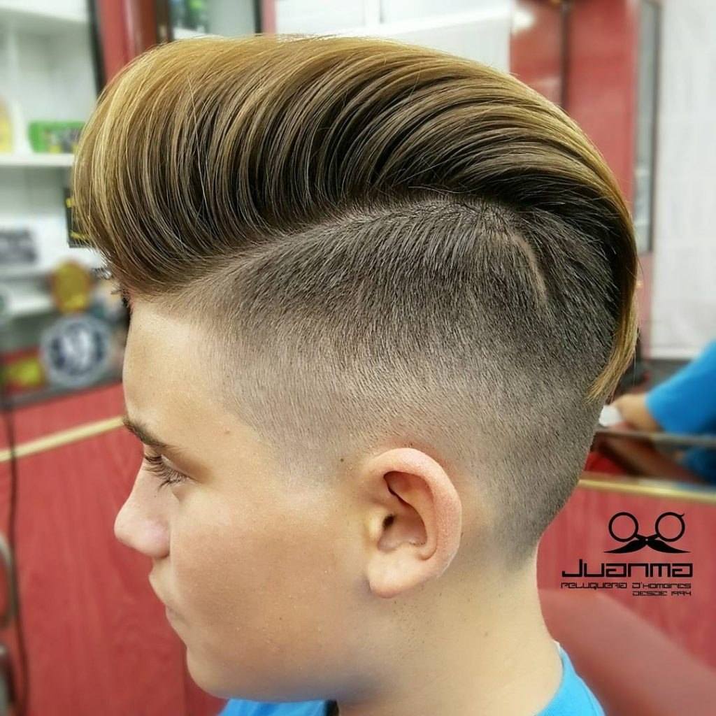 cool hairstyles for men and boy