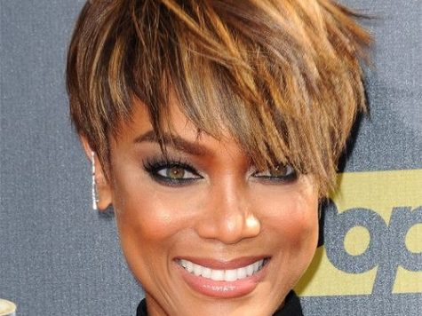 Tyra Banks Short Hairstyle Best Of Pin On Hair Ideas