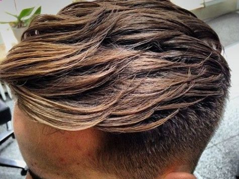 Undercut Layered Hairstyle Best Collection 15 Best Layered Haircuts for Men: Short & Long Layered Hairstyles ...