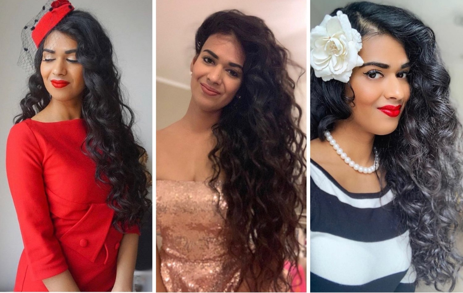 10 greatest vintage long hairstyle hits
