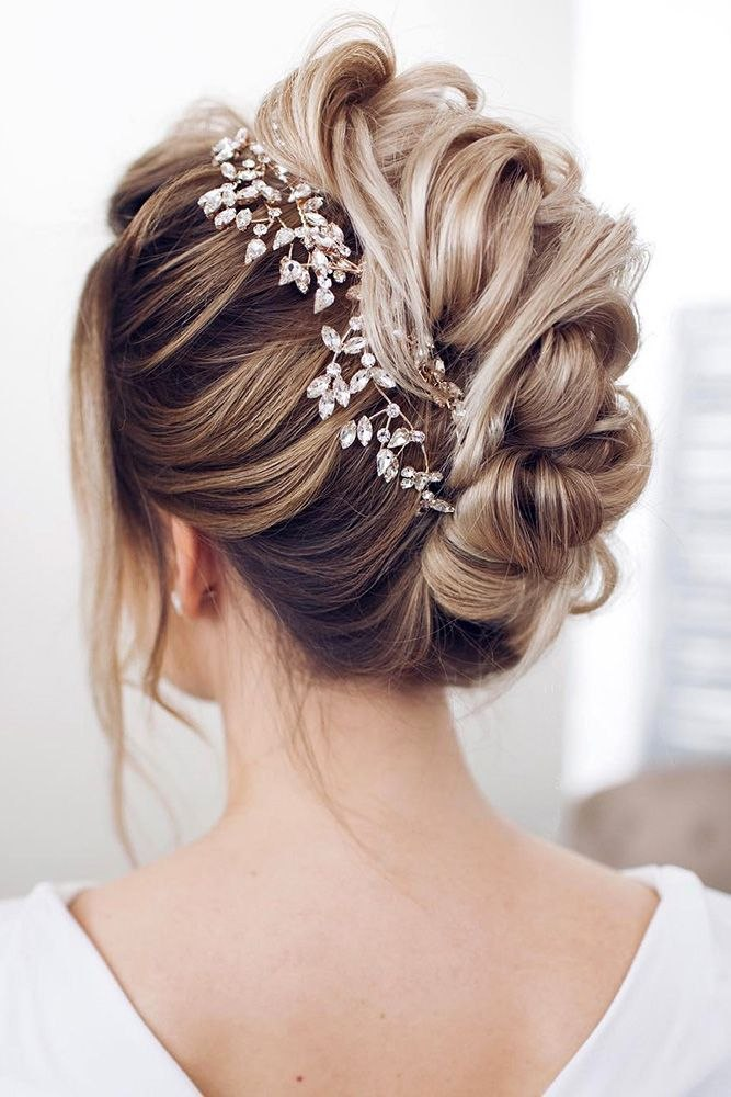 Wedding Hairstyle For Medium Hair New 39 Perfect Wedding Hairstyles For Medium Hair Wedding Forward … Of Best Of Wedding Hairstyle for Medium Hair