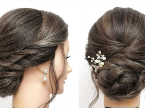 Wedding Up Hairstyles for Long Hair Inspirational Wedding Updo. Bridal Prom Hairstyles for Long Hair Tutorial