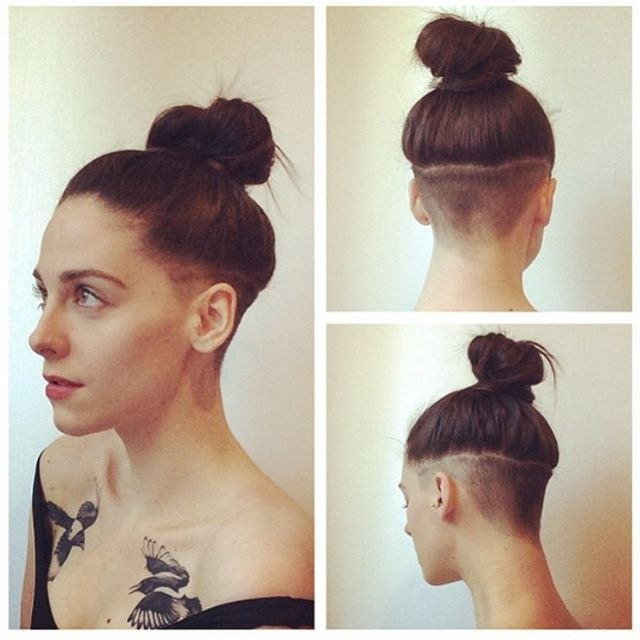 What is An Undercut Hairstyle Female New 40 Women's Undercut Hairstyles to Make A Real Statement - the ...