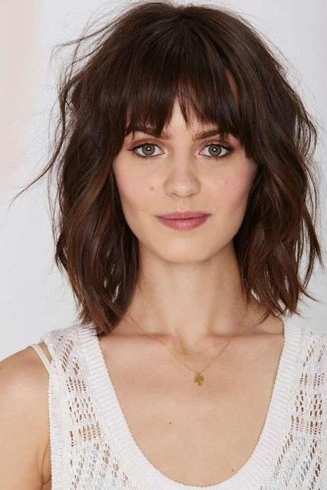30 haircuts for women with bangs