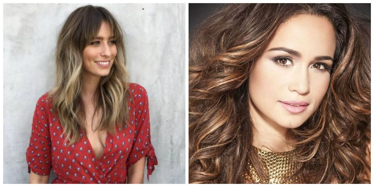 Womens Long Hairstyle 2019 the Best Long Hairstyles for Women 2019: Stylish Options Of Hairdos for ...