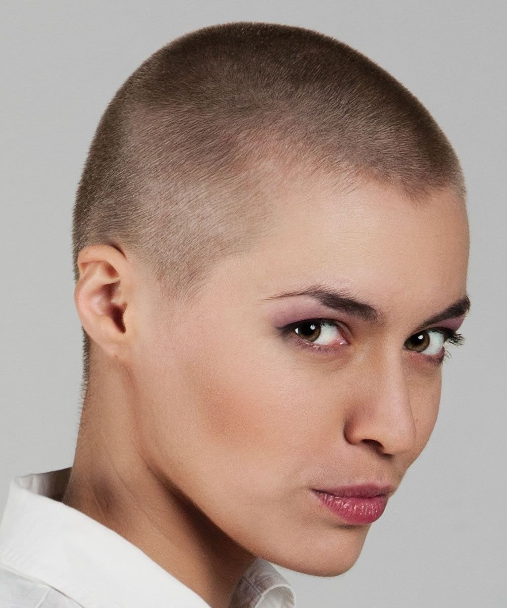 Bald Womens Hairstyles Inspirational Unique Bald Womens Hairstyles Bald Haircut, Womens Hairstyles ...