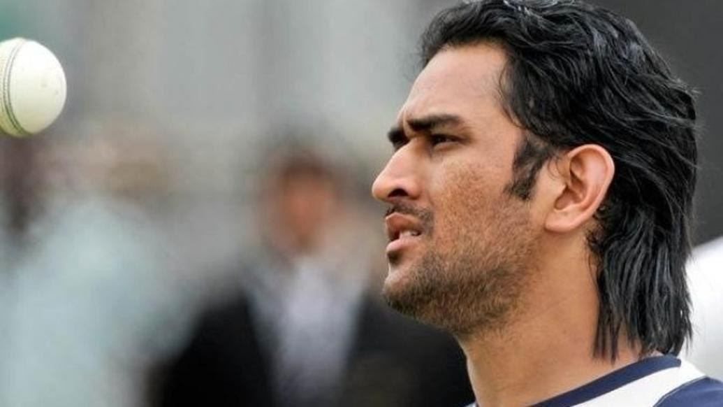 ms dhoni claims misses long hair