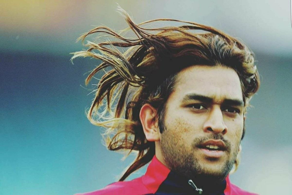 when pervez musharraf asked dhoni to not cut his long hairs