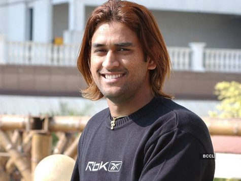Dhoni Long Hairstyle Elegant Dhoni's Different Hairstyles Throughout the Years Reflected His ...