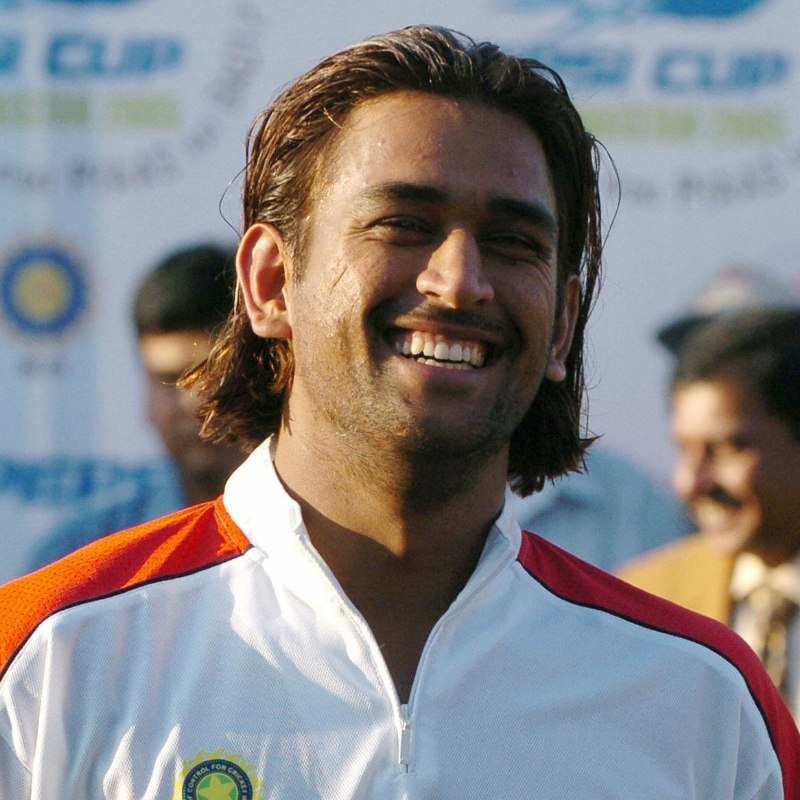its in the hair ms dhoni and his trending hairstyles over the years eng