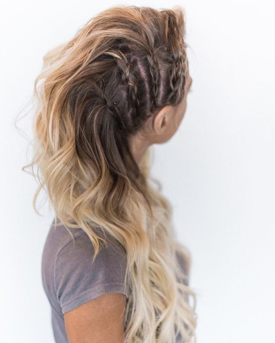 20 edgy long hairstyles style up this fashion season