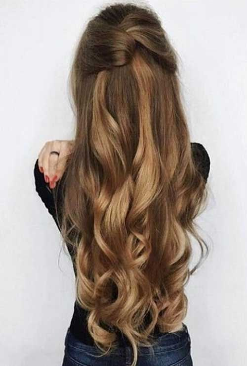 Hairstyle for Long Hair New Easy Updos for Long Hair Long Hair Styles, Hairstyle, Long Hair Updo