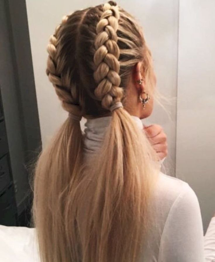 Long Hairstyle Ideas Inspirational Pin by isabellewynne On Cute Hairstyles for School Crochet Hair ...