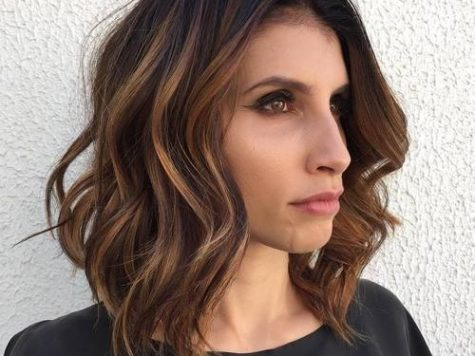 Long Hairstyle to Slim Face Lovely 60 Super Chic Hairstyles for Long Faces to Break Up the Length