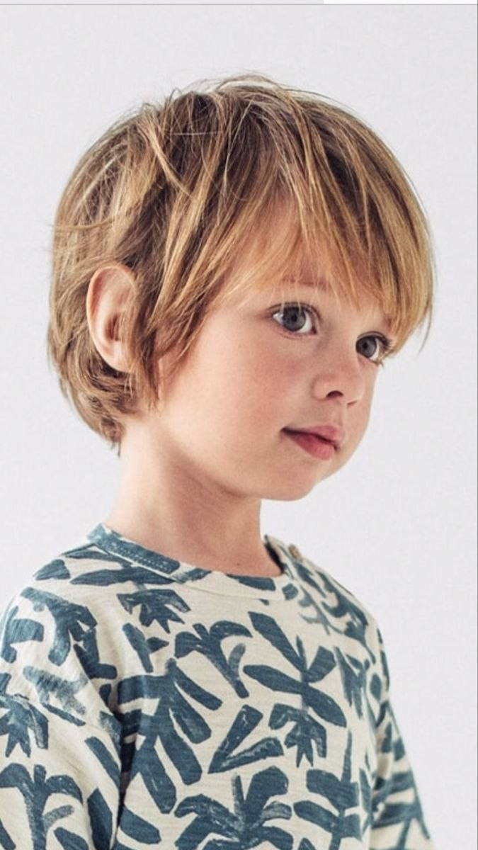 Long Hairstyle toddler Boy Lovely Pin On Corte Bebe