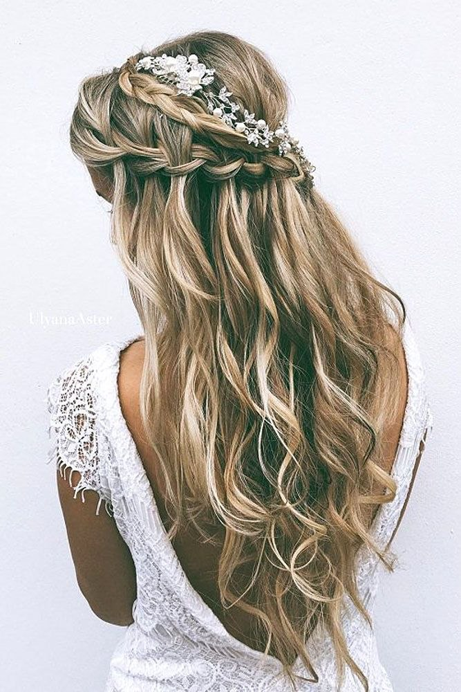Long Hairstyles for Wedding Inspirational Essential Guide to Wedding Hairstyles for Long Hair Long Hair ...