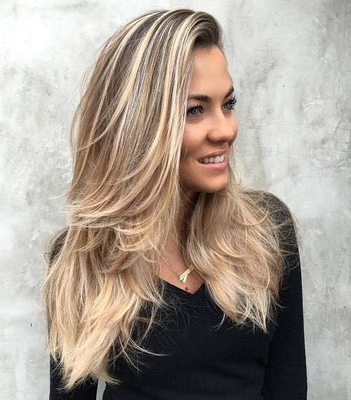 20 best long straight hairstyles and haircuts to bring out your charm