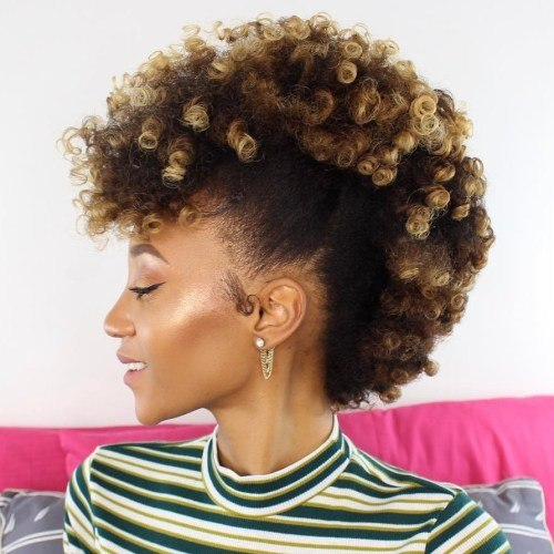Natural Hairstyles for African American Women Beautiful 30 Best Natural Hairstyles for African American Women