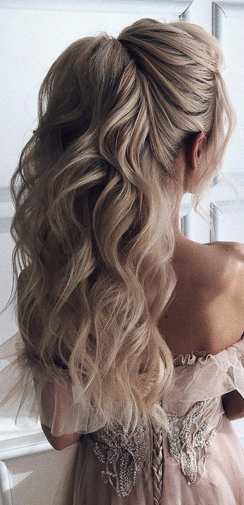 Prom Hairstyles for Long Hair Best Collection 10 Head Turning Prom Hairstyles Updos for Long Hair 2018 ...