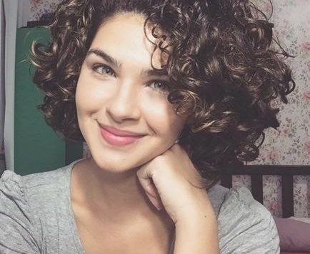 Short Curly Hairstyles for Women Elegant Pin On Women Hairstyles Edgy