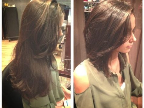 Short Long Hairstyle the Best Pin On Hair by Cassi