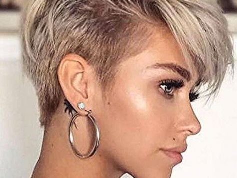 Short Women Hairstyles Elegant What Hairstyle Looks Exceptional In Older Women? Edgy Hair ...
