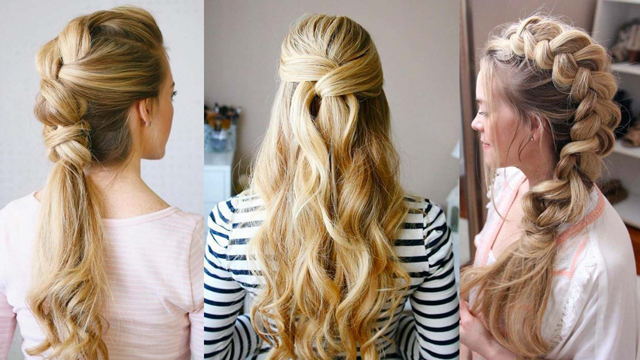 100 trendy long hairstyles for women to try in 2019