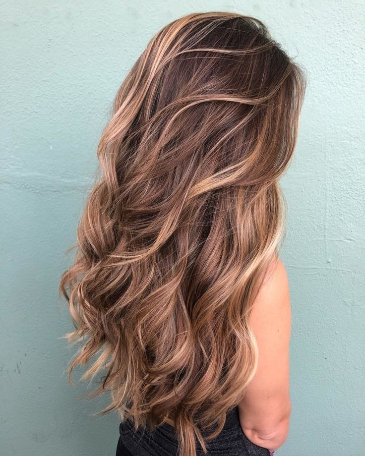 Wavy Long Hairstyle 2019 Best Of Pin On Hairstyles 2019