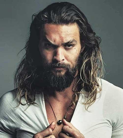 awesome long hairstyles for men