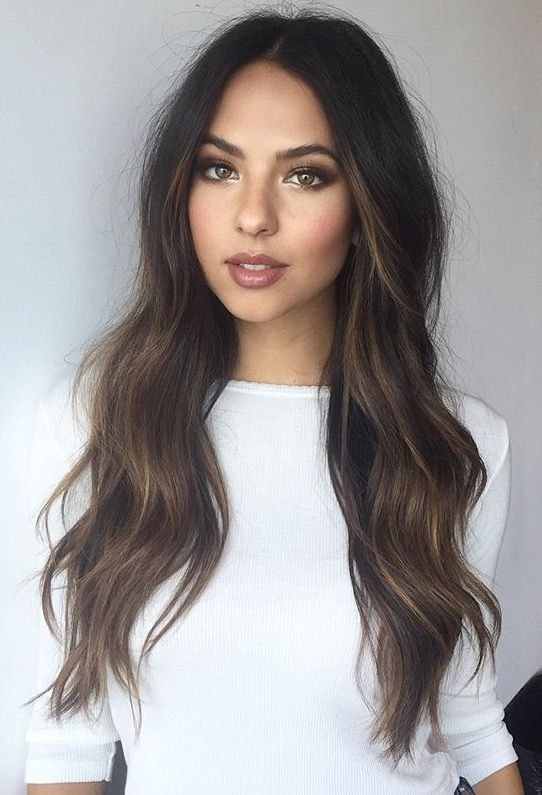 long medium hairstyles with waves