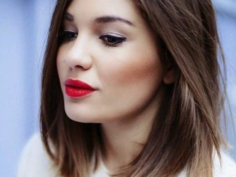 Womens Shoulder Length Hairstyle the Best 50lancarrezekiq Gorgeous Shoulder Length Haircuts Women's Fashionizer ...